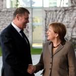 Ce asteapta Iohannis din partea Germaniei. Reactie evaziva a lui Merkel