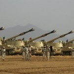saudi-soldiers-stand-at-attention-in-fro