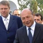 "Basescu: ""Mi-e jena de Iohannis, Ponta isi BATE JOC de el"""
