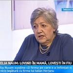 """Cornelia Naum, la Antena 3: """"As vrea sa-i vad cum se descurca FARA Victor Ponta"""""""