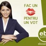 Surpriza! Campania Elenei Basescu, finantata din banii lui Vanghelie. Ce spune EBA