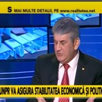 """Gabriel Oprea, fabulos: """"Klaus Iohannis, un presedinte PROVIDENTIAL. Mi-am riscat VIATA pentru statul roman"""""""