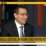 """Victor Ponta, la B1 TV: """"PSD va fi parte a unei majoritati parlamentare si dupa 2016"""". Ironic, despre Valcov: """"Inteleg ca a comis niste fapte ingrozitoare"""""""