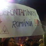 "VIDEO. Sute de TINERI au protestat in Piata Universitatii: ""PSD du-te, lasa-ne"" si ""Ponta nu uita, o sa mergi la DNA"""