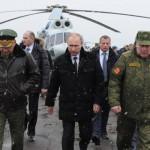 Imaginile cu care RUSIA vrea sa inspaimante lumea. VIDEO de la amplele exercitii militare