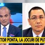 Ponta se rafuieste iar cu Realitatea TV. Ce a spus postul despre mama lui