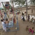 Induiosator. Cum arata un PARC de distractii pentru copii intr-o tara musulmana – Galerie Foto