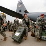 Militari SUA au ajuns in Ucraina. Reactie DURA si AMENINTARI ale Moscovei