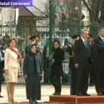Prima vizita unui lider strain la Cotroceni in mandatul lui Iohannis