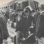 Cand imigrantii ilegali erau ITALIENII, iar Romania incerca sa-i opreasca la granita