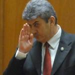 """Vicepremierul Oprea, DREPTI in fata lui Iohannis: """"Il sprijinim NECONDITIONAT pe presedinte"""""""