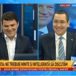 """Ponta, BATJOCORITOR la Antena 3: """"DNA-ul e confundat cu Dumnezeu"""". Ce spune despre cererile DNA de arestare a unor senatori"""