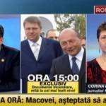 Aberatiile despre Iohannis de la Romania TV, sanctionate DUR de CNA