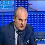 """Rares Bogdan a ajuns tocmai la Romania TV: """"Klaus Iohannis m-a socat, sa anunte daca nu va mai candida"""". Pe cine vede in locul lui Iohannis"""