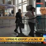 "Antena 3 l-a filmat pe Basescu la aeroport: ""Unde pleaca cu geanta?"" Iata raspunsul"
