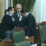 CCR: Hotararea Senatului in cazul SOVA este NECONSTITUTIONALA. Tariceanu reactioneaza IRITAT