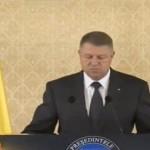 """Iohannis declanseaza razboiul cu parlamentarii penali: """"Nu pot sa accept"""""""