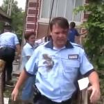 politist-topor