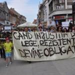 "Noi PROTESTE in Bucuresti si in marile orase: ""Iesiti in strada. Nu mai RABDAM"""