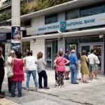 Bancile se inchid in Grecia. Din bancomate pot fi scosi maxim 60 euro pe zi