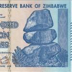 Cei mai bogati oameni din lume sunt in ZIMBABWE :) Ce poti face cu 100 trilioane de dolari
