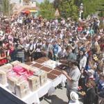 Cea mai AVUTA comuna: Toti copiii au primit TABLETE de la Primarie. Ce cadouri au primit anul trecut