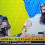 "Stegarul dac: ""Dumnezeu se manifesta prin Antena 3"""