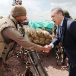 "Turcia sprijina ISIS? Erdogan: Turcia ""nu va permite niciodata"" crearea unui stat kurd in Siria"