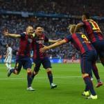 FC Barcelona a castigat Liga Campionilor