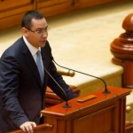 "Premierul, AROGANT in Parlament: ""Astea sunt smecherii"". A fost aplaudat calduros"