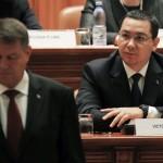 Ponta nu mai vrea sa vorbeasca cu presedintele. Spune ca Iohannis se comporta ca Basescu