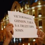 Se anunta o MARE MANIFESTATIE impotriva lui Ponta. Tinerii se mobilizeaza