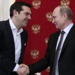 Premierul Greciei a vorbit cu Putin. Rusia este interesata sa CUMPERE porturi, aeroporturi si transportul feroviar din Grecia