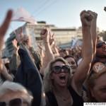 Referendum in Grecia: O tara in stare de avarie, profund DIVIZATA