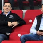 "Ponta sare in apararea lui Ghita si il ataca marlaneste pe Ghinea: ""Amice, esti idiot?"""