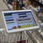 Super-tehnologie la Carrefour. Cumparatorii au la dispozitie TABLETE