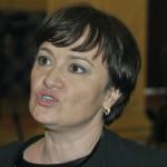 """Liliana Minca s-a inscris in UNPR: """"Imi place sa execut ordinele date"""""""