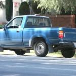 Un barbat beat si-a lasat copilul de 10 ani sa-i conduca masina