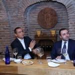 Viata de BURGHEZ a socialistului Ponta: Croaziere de lux si degustari de vinuri FINE
