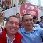 "Ponta ne-a facut de BASCALIE in toata Europa: ""Romania legalizeaza SPAGA"""