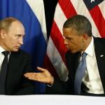 Obama il ia la rost pe Putin privind implicarea Rusiei in SIRIA