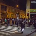 Ultrasii ungari au ATACAT hotelul in care se afla NATIONALA Romaniei – VIDEO cu violentele de strada