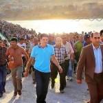 Efect surprinzator al bombardamentelor Rusiei: 800.000 de refugiati se INTORC in Siria