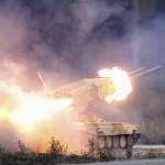 """Vezi """"Soarele arzator"""" in ACTIUNE in Siria. Arma cu care Putin a adus iadul peste ISIS – VIDEO"""
