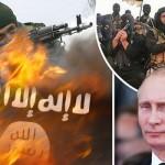 Fost inalt ofiter in SPIONAJUL englez descalceste URZEALA din Siria. Ce cauta Putin acolo?