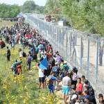 Reactie fara precedent in UE. Ungaria se gandeste sa INCHIDA total granita cu Croatia