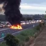 JAF diabolic de inteligent pe autostrada. Au scapat cu 5 milioane de euro – VIDEO