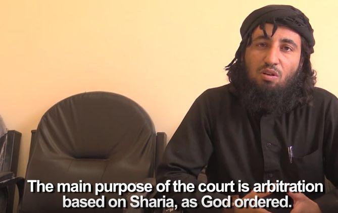 judecator sharia