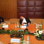 Seful cancelariei lui Iohannis, SOMN GREU la o intalnire internationala. Reactia lui Mihalache – FOTO