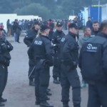 Martea neagra in Germania. Batalii CRUNTE intre refugiati in doua mari orase, ARME de foc au fost vazute – VIDEO